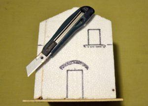 Come costruire una casetta in miniatura - Come costruire una casa in miniatura ...
